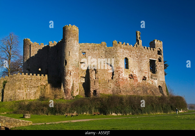 Literary Laugharne: From 1172 to Dylan Thomas