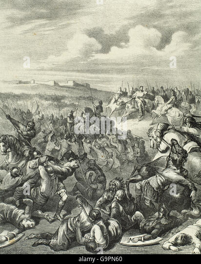 an analysis of attila the hun Lavishly illustrated, this new analysis of his military achievements examines how attila was able to sweep across europe, the tactics and innovations he employed and the major battles he faced, including one of his few major setbacks, the defeat at the battle of the catalaunian fields in ad 451.