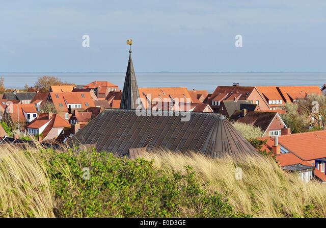 Island Of St Juist Germany