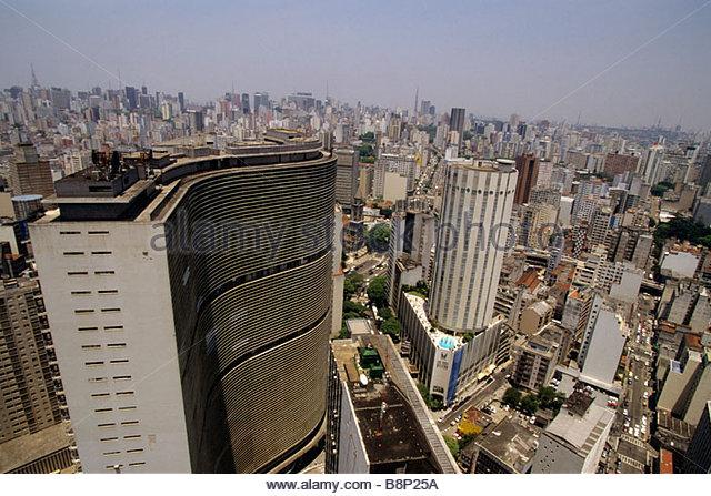 sao paulo, brazil - Stock Image