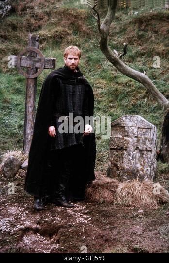 Hamlet (Mel Gibson) *** Local Caption *** 1990, 1990er, 1990s, Film, Hamlet, Literaturverfilmung, literary film - Stock-Bilder