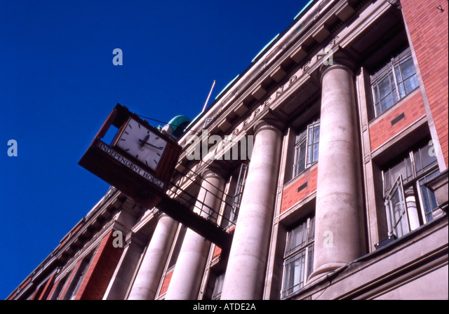 Ireland newspapers stock photos ireland newspapers stock images alamy - Irish times office dublin ...