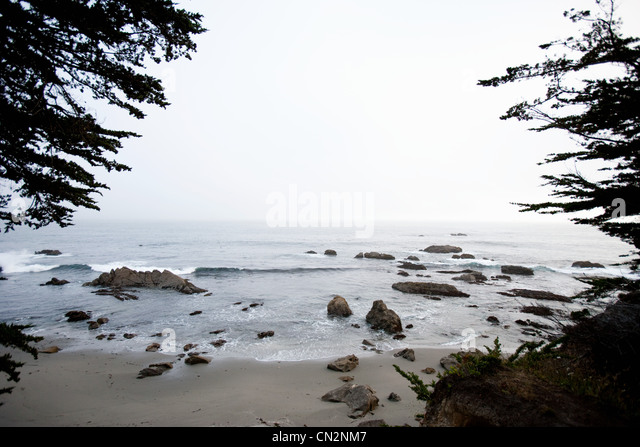 Seascape - Stock Image