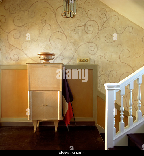 modern kitchens cabinets stair landing stock photos amp stair landing stock images 23556