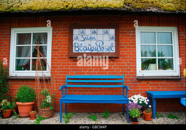 backsteinhaus stock photos backsteinhaus stock images alamy. Black Bedroom Furniture Sets. Home Design Ideas
