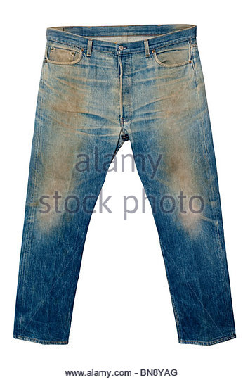 Levis denim stock photos levis denim stock images alamy - Levis ceo explains never wash jeans ...