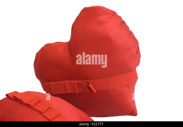 red cushion white background stock photos  u0026 red cushion