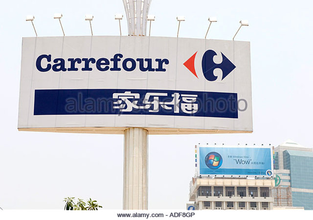 Carrefour business plan