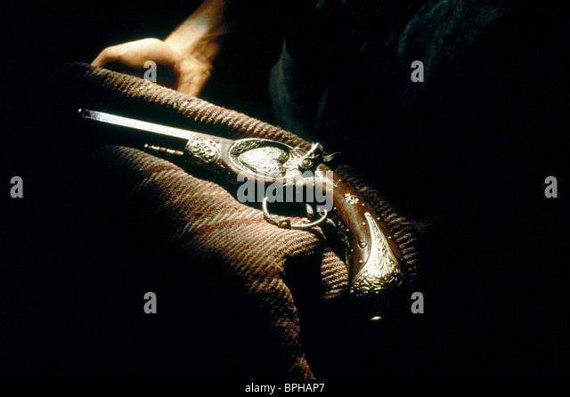 ANTIQUE PISTOL THE MEXICAN (2001) - Stock Image