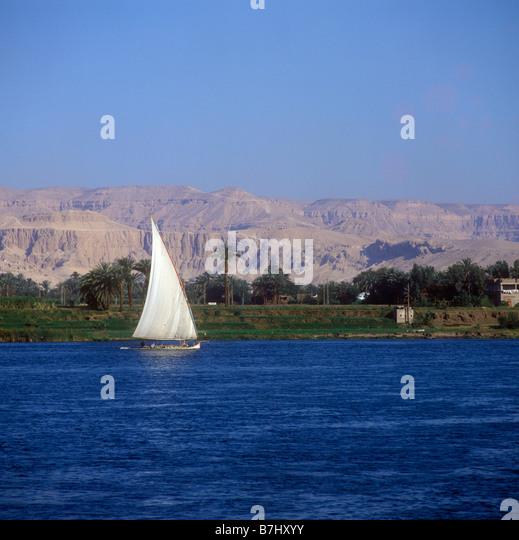 Ancient Egypt Boat Stock Photos & Ancient Egypt Boat Stock ...