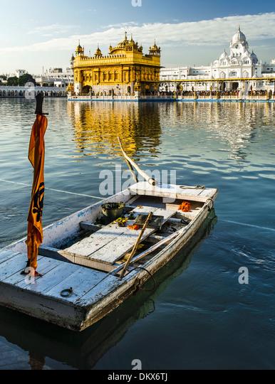 Golden Temple, Amritsar India, Punjab - Stock-Bilder