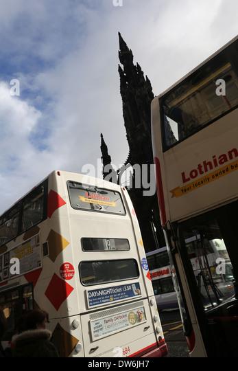 Lothian Region Buses Lost Property
