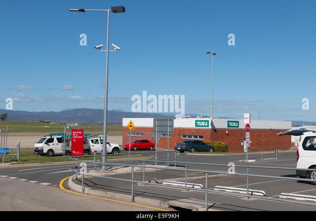 Launceston Airport Car Park