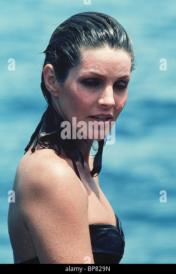 PRISCILLA PRESLEY DALLAS (1978) - Stock Image