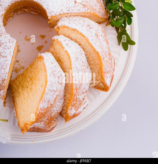 Easter cake - Stock Image