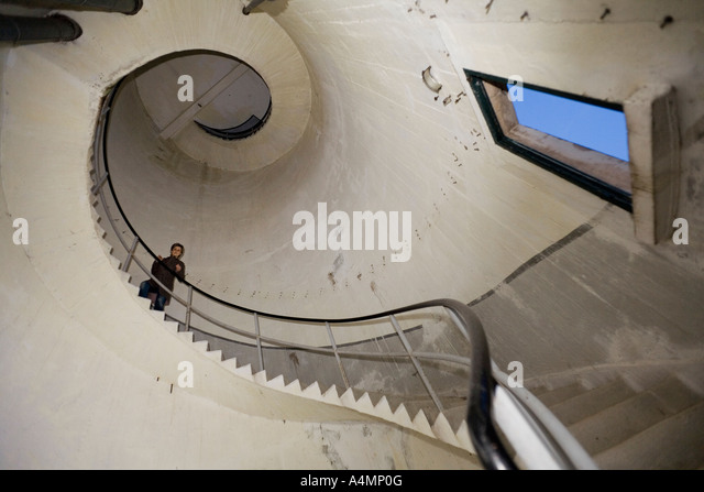 Tourner stock photos tourner stock images alamy - Escalier en colimacon ...