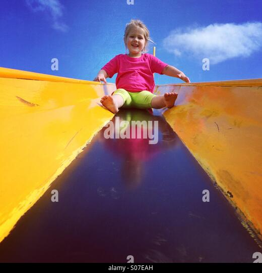 Play park - Stock Image