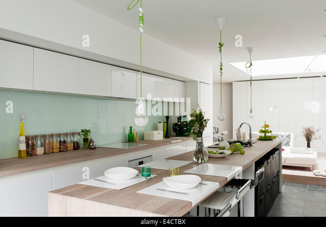 kuechen stock photos kuechen stock images alamy. Black Bedroom Furniture Sets. Home Design Ideas