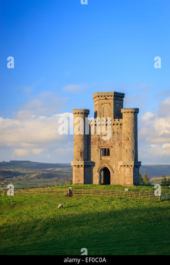 Paxtons Tower Llanarthne Carmarthenshire Wales Stock ... | 347 x 540 jpeg 56kB
