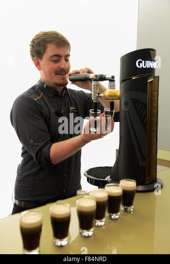 Pints of guinness stock photos pints of guinness stock for Guinness beer in ireland