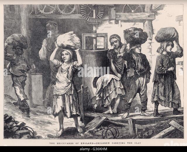 child labour in the 19th century Child labor: lessons from the historical experience of today's industrial economies jane humphries child labor was more prevalent in 19th-century industrializers than it is in developing.