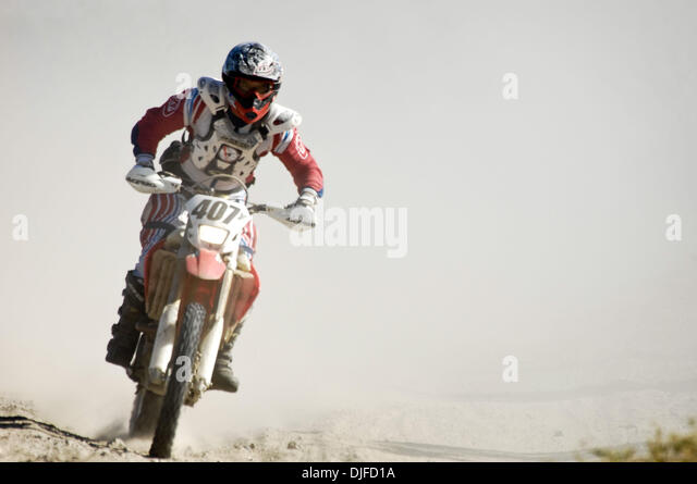 Jun 05, 2010 - Ensenada, Baja Norte, Mexico - LOUIE FRANCO rides to first in Class 40 during the 42nd Tecate SCORE - Stock Image