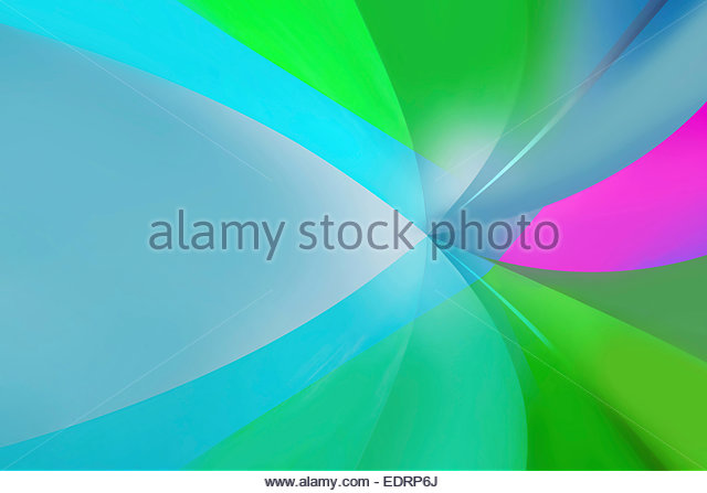 Abstract multicolored backgrounds pattern with vanishing point - Stock-Bilder