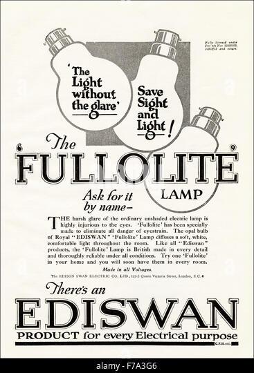 electric light 1920 u0026 39 s stock photos  u0026 electric light 1920 u0026 39 s