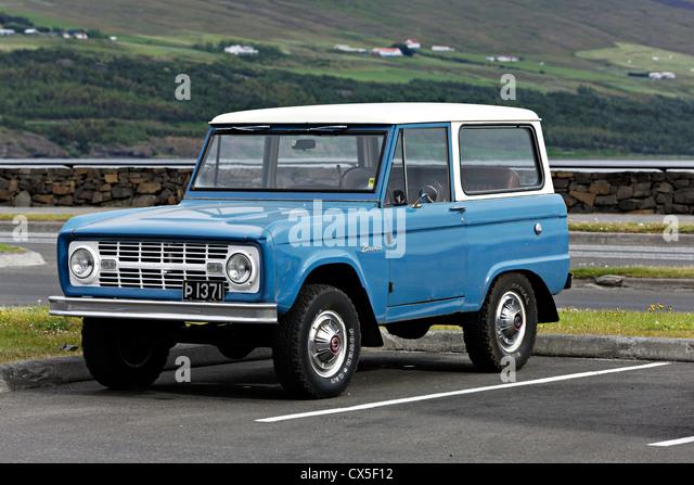 Bronco Car Stock Photos Bronco Car Stock Images Alamy