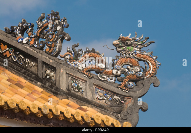 Dragon Roof Stock Photos Amp Dragon Roof Stock Images Alamy