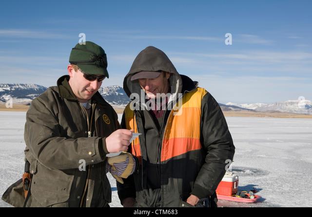 Permits stock photos permits stock images alamy for Washington dc fishing license