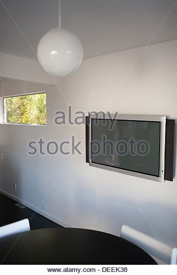 Interior of modern home - Stock Image