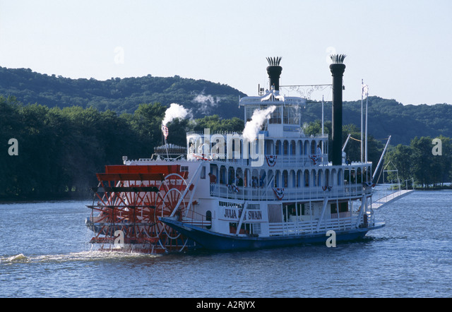 Steamboats of the Fifty States