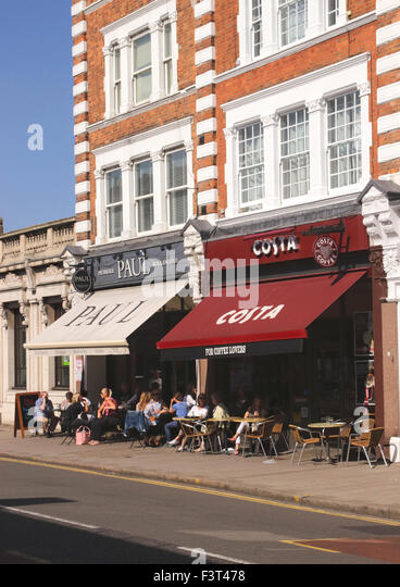 Cafe Rouge Greenwich High Street