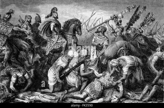 Hannibal defeat of a superior commander essay