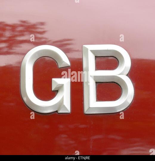 Metal Logo On Car Stock Photos Amp Metal Logo On Car Stock