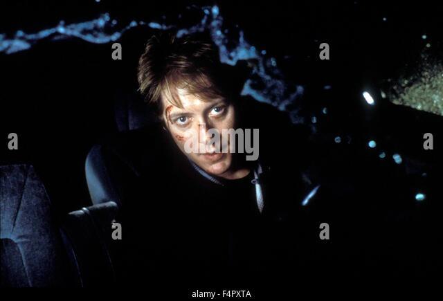 James Spader / Crash / 1996 / directed by David Cronenberg / Alliance Communications Corporation - Stock Image