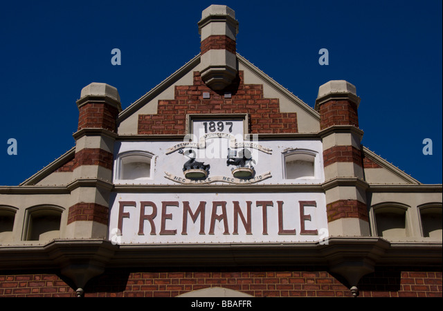 fremantle black personals Fremantle won their first western derby in july 1999 and since the turn of the century,  and singles to midfielders heath black and troy cook, .