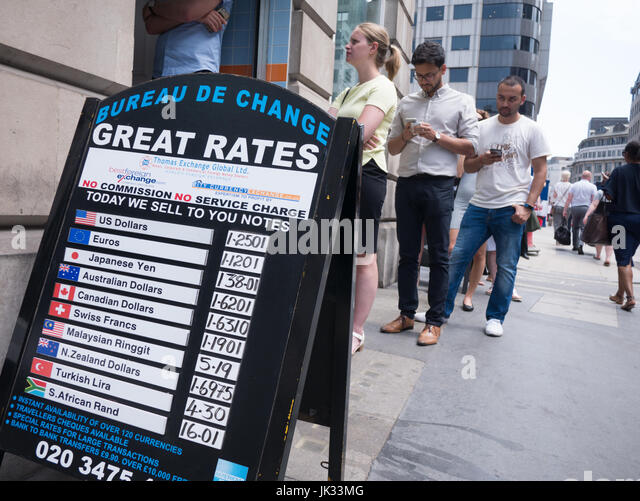 Bureau de change money exchange stock photos bureau de - Post office bureau de change exchange rates ...