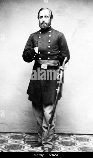 Major Sidney Coolidge, U.S.A. - Stock Image