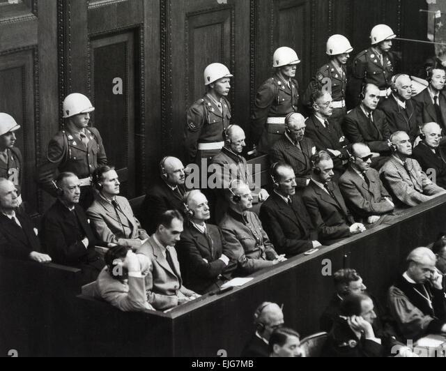 meet the major war criminals trial defendant search