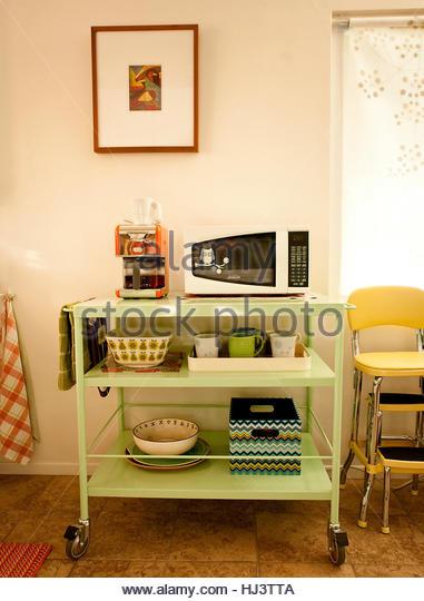 Kitchen Cart - Stock-Bilder