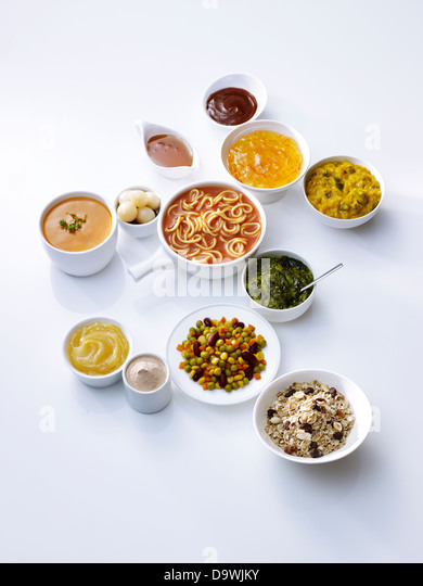 comfort food - Stock Image