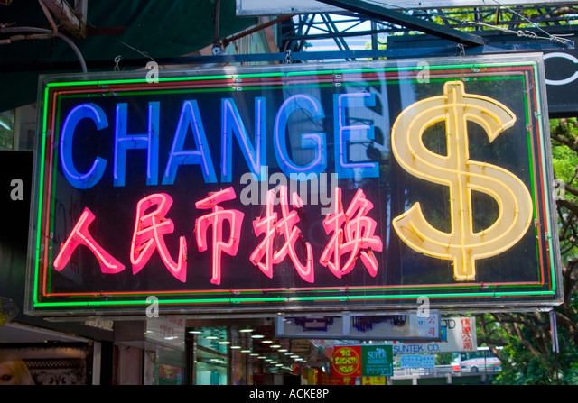Sign Money Changer Stock Photos Amp Sign Money Changer Stock Images Alamy