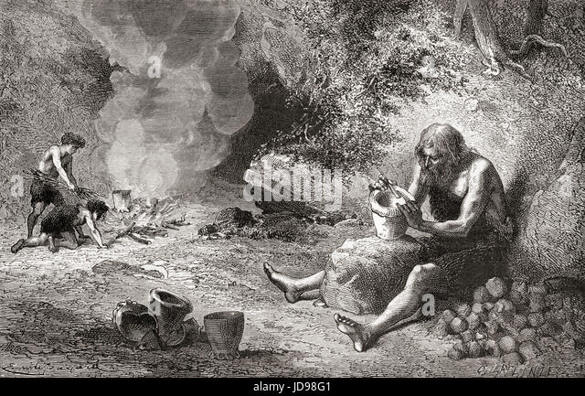 Neolithic Pottery Stock Photos Neolithic Pottery Stock