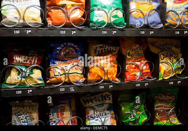 chip vending machine