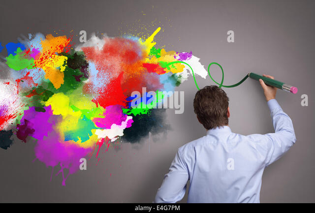 Creative business - Stock Image