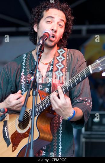 Ricardo Grijalva & Band, Karneval der Kulturen, Berlin 2012 - Stock-Bilder