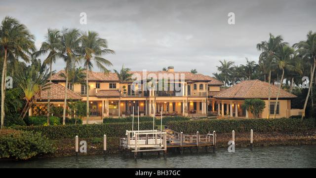 Billionaire stock photos billionaire stock images alamy for Billionaire homes in usa