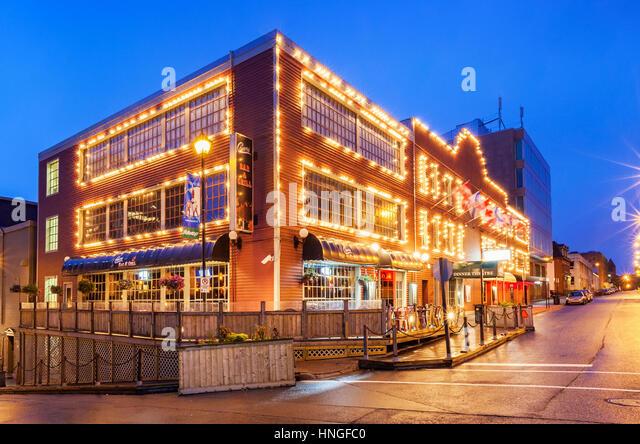 Halifax Restaurants Downtown Waterfront